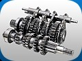 Subaru STI Full Sequential Gearbox