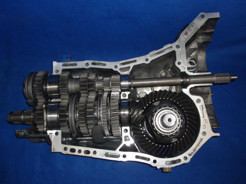 DOG BOX KIT 5 speed | Subaru Impreza WRX to 2003 - KAPS Závodní